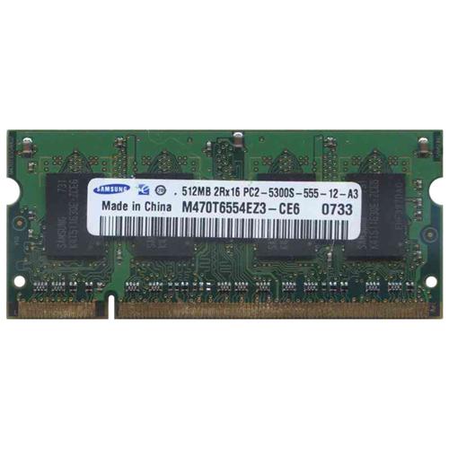 Samsung DDR2 512MB