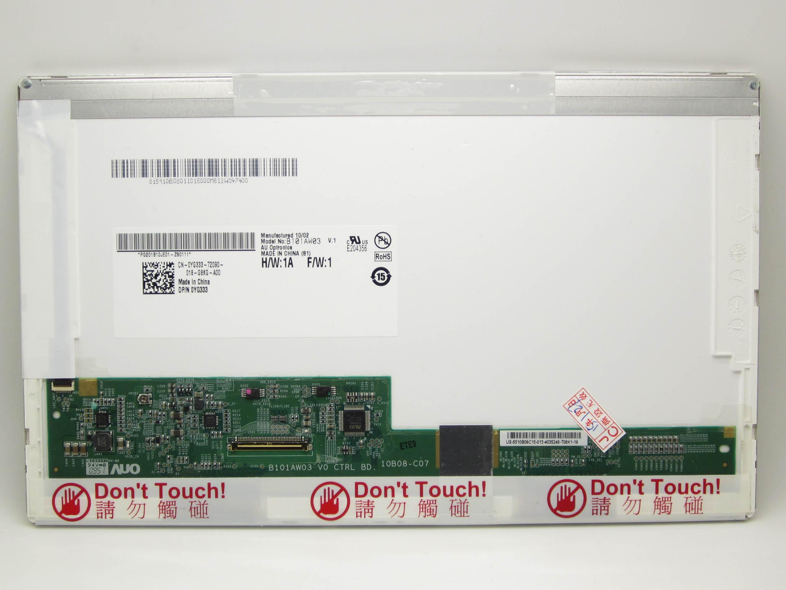 Acer Aspire Screen B101AW03