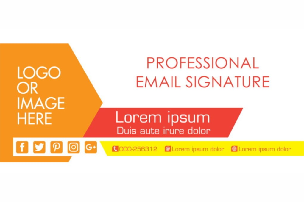 Email Signature Design