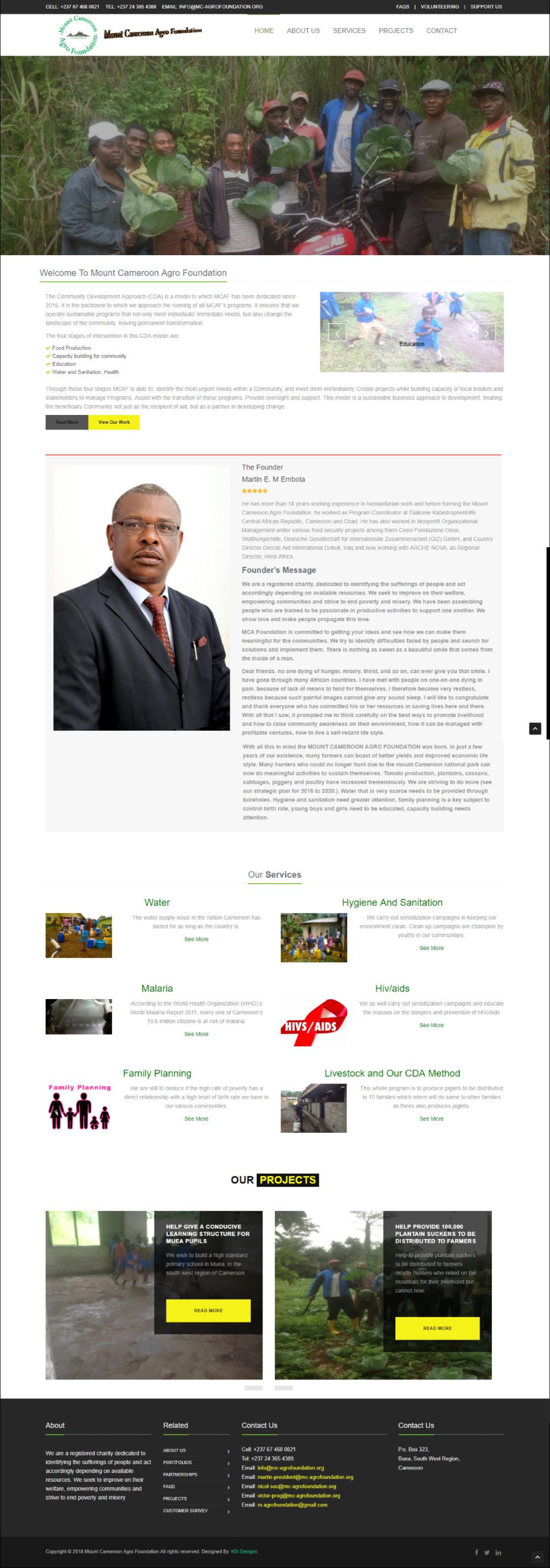 Mount Cameroon Agro-foundation