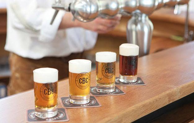 Cape Wineland Beer Tasting