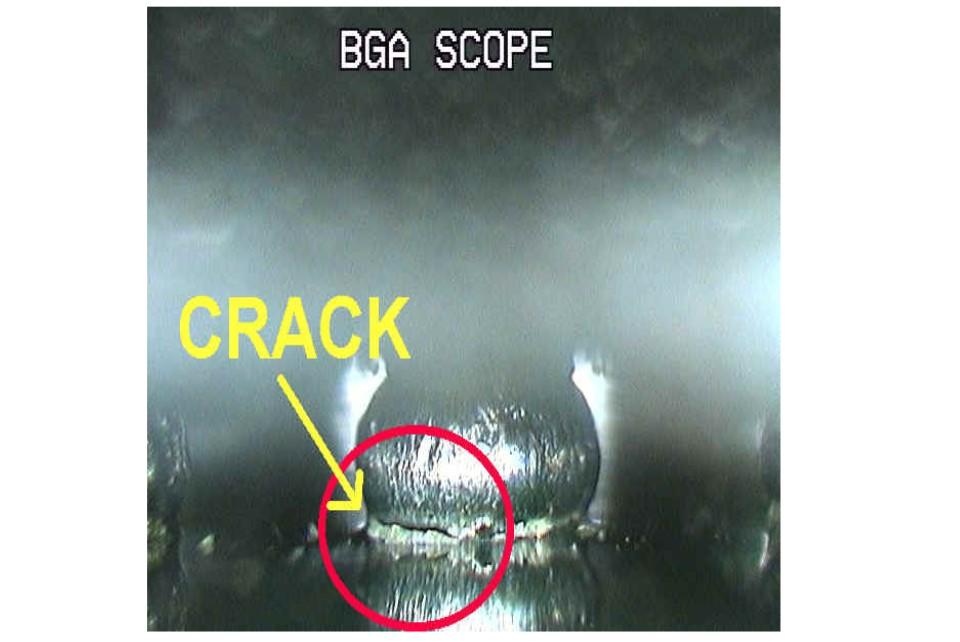 Graphics BGA Repair